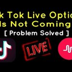How To Go Live On Tik Tok Without 1000 Fans!??