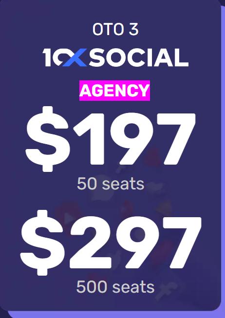 10X Social Agency