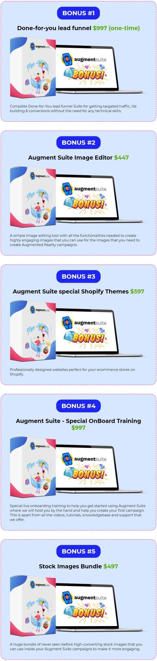 augment suite bonus
